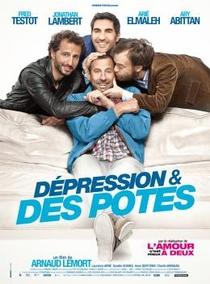 Depressão Entre Amigos - Poster / Capa / Cartaz - Oficial 1