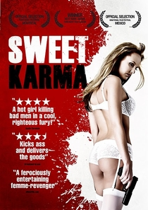 Sweet Karma - Poster / Capa / Cartaz - Oficial 1