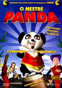 Mestre Panda - Poster / Capa / Cartaz - Oficial 1