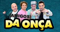 Amigos da Onça - Poster / Capa / Cartaz - Oficial 1