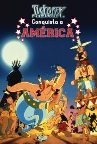 Asterix Conquista a América - Poster / Capa / Cartaz - Oficial 1