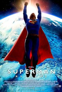 Superman: O Retorno - Poster / Capa / Cartaz - Oficial 5
