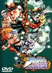 JoJo's Bizarre Adventure (2ª temporada) - Poster / Capa / Cartaz - Oficial 1
