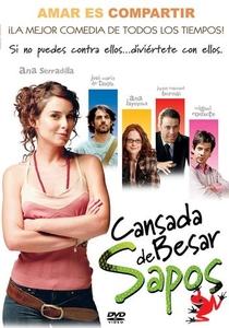 Cansada De Beijar Sapos - Poster / Capa / Cartaz - Oficial 1
