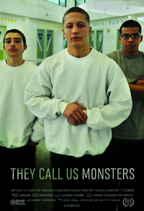 They Call Us Monsters - Poster / Capa / Cartaz - Oficial 1