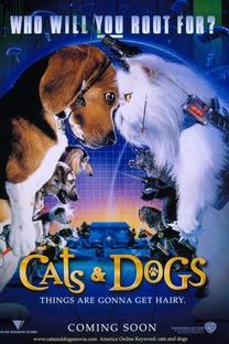 Como Cães e Gatos - Poster / Capa / Cartaz - Oficial 3