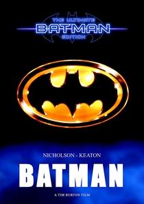 Batman - Poster / Capa / Cartaz - Oficial 2