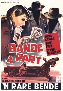 Bando à Parte - Poster / Capa / Cartaz - Oficial 3