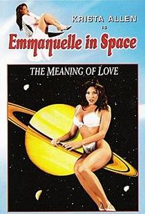 Emanuelle no Espaço - O Sentido do Amor - Poster / Capa / Cartaz - Oficial 1
