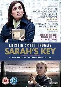 A Chave de Sarah - Poster / Capa / Cartaz - Oficial 6