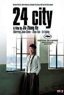 24 City - Poster / Capa / Cartaz - Oficial 2
