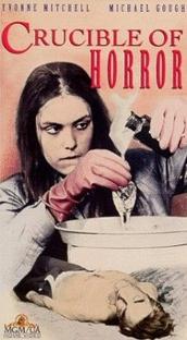 Crucible of Horror - Poster / Capa / Cartaz - Oficial 1