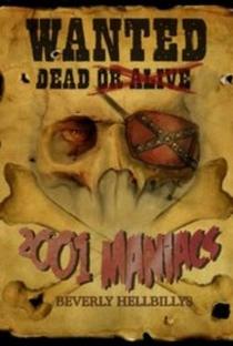 2001 Maniacs: Field of Screams - Poster / Capa / Cartaz - Oficial 2