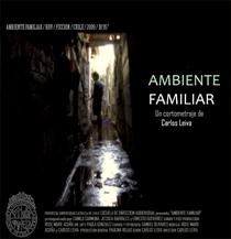 Ambiente Familiar - Poster / Capa / Cartaz - Oficial 1