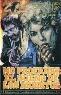 Não se Deve Profanar o Sono dos Mortos - Poster / Capa / Cartaz - Oficial 4