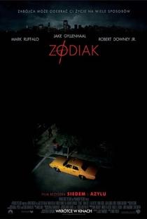 Zodíaco - Poster / Capa / Cartaz - Oficial 6