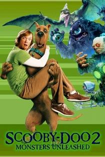 Scooby-Doo 2: Monstros à Solta - Poster / Capa / Cartaz - Oficial 10