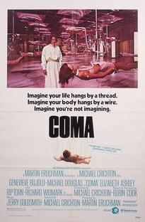 Coma - Poster / Capa / Cartaz - Oficial 2