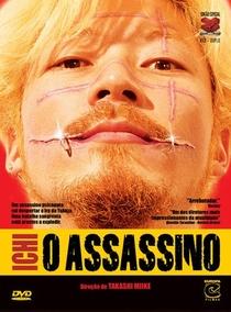 Ichi - O Assassino - Poster / Capa / Cartaz - Oficial 20
