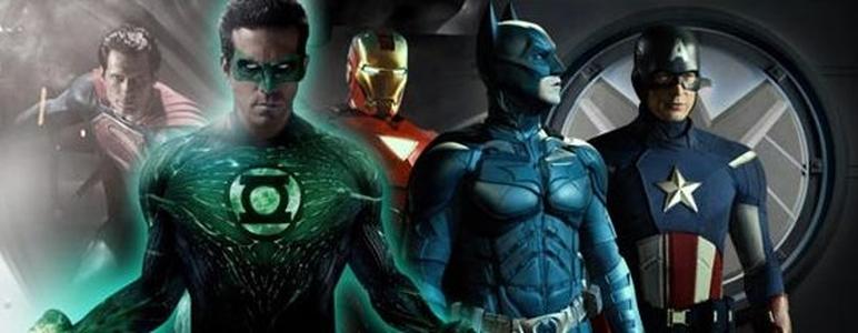 Fan-made trailer coloca o universo DC contra Marvel em OS VINGADORES VS LIGA DA JUSTIÇA |