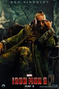 Homem de Ferro 3 - Poster / Capa / Cartaz - Oficial 7