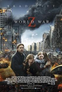Guerra Mundial Z - Poster / Capa / Cartaz - Oficial 7