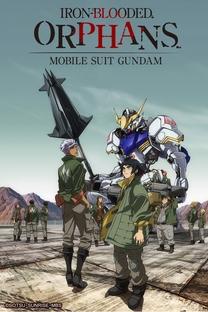 Mobile Suit Gundam: Iron-Blooded Orphans - Poster / Capa / Cartaz - Oficial 1