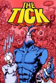The Tick - Poster / Capa / Cartaz - Oficial 2