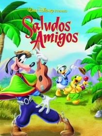 Alô Amigos - Poster / Capa / Cartaz - Oficial 4