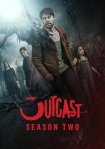 Outcast (2ª Temporada) - Poster / Capa / Cartaz - Oficial 1