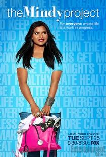 Projeto Mindy (1ª Temporada) - Poster / Capa / Cartaz - Oficial 1