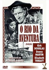 O Rio da Aventura - Poster / Capa / Cartaz - Oficial 4