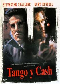 Tango e Cash - Os Vingadores - Poster / Capa / Cartaz - Oficial 4
