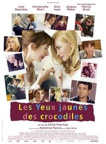 Os Olhos Amarelos dos Crocodilos - Poster / Capa / Cartaz - Oficial 1