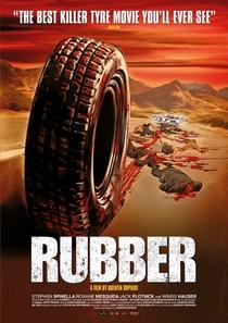 Rubber - Poster / Capa / Cartaz - Oficial 2