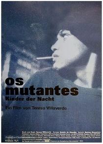 Os Mutantes - Poster / Capa / Cartaz - Oficial 3