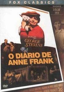 O Diário de Anne Frank - Poster / Capa / Cartaz - Oficial 5