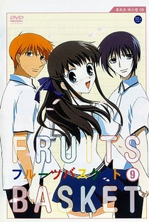 Fruits Basket - Poster / Capa / Cartaz - Oficial 2