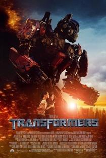 Transformers - Poster / Capa / Cartaz - Oficial 6