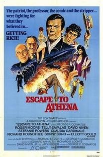 Fuga Para Athenas - Poster / Capa / Cartaz - Oficial 1