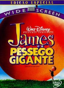James e o Pêssego Gigante - Poster / Capa / Cartaz - Oficial 4