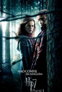 Harry Potter e as Relíquias da Morte - Parte 1 - Poster / Capa / Cartaz - Oficial 5