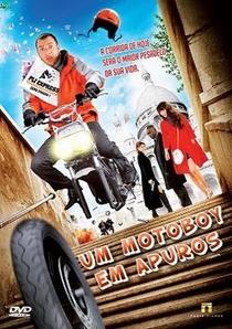 Um Motoboy em Apuros - Poster / Capa / Cartaz - Oficial 1