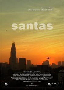 Santas - Poster / Capa / Cartaz - Oficial 1