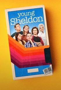 Jovem Sheldon (4ª Temporada) - Poster / Capa / Cartaz - Oficial 1
