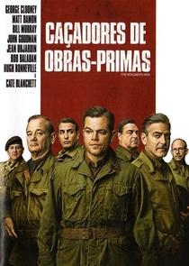Caçadores de Obras-Primas - Poster / Capa / Cartaz - Oficial 11