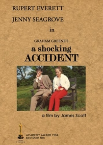 A Shocking Accident - Poster / Capa / Cartaz - Oficial 1