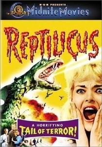 Reptilicus - Poster / Capa / Cartaz - Oficial 2