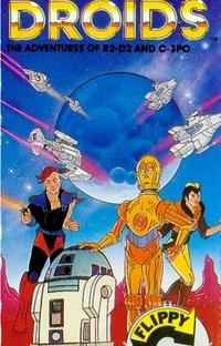 Star Wars - Droids Aventuras Animadas - Poster / Capa / Cartaz - Oficial 5