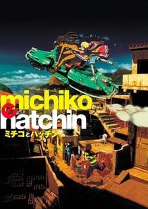 Michiko e Hatchin - Poster / Capa / Cartaz - Oficial 1